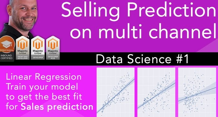 Selling Prediction on multi channel, Data science