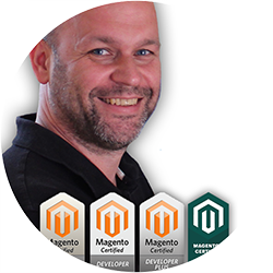 zsolt szalay certified magento lead developer, data analysis, elasticsearch
